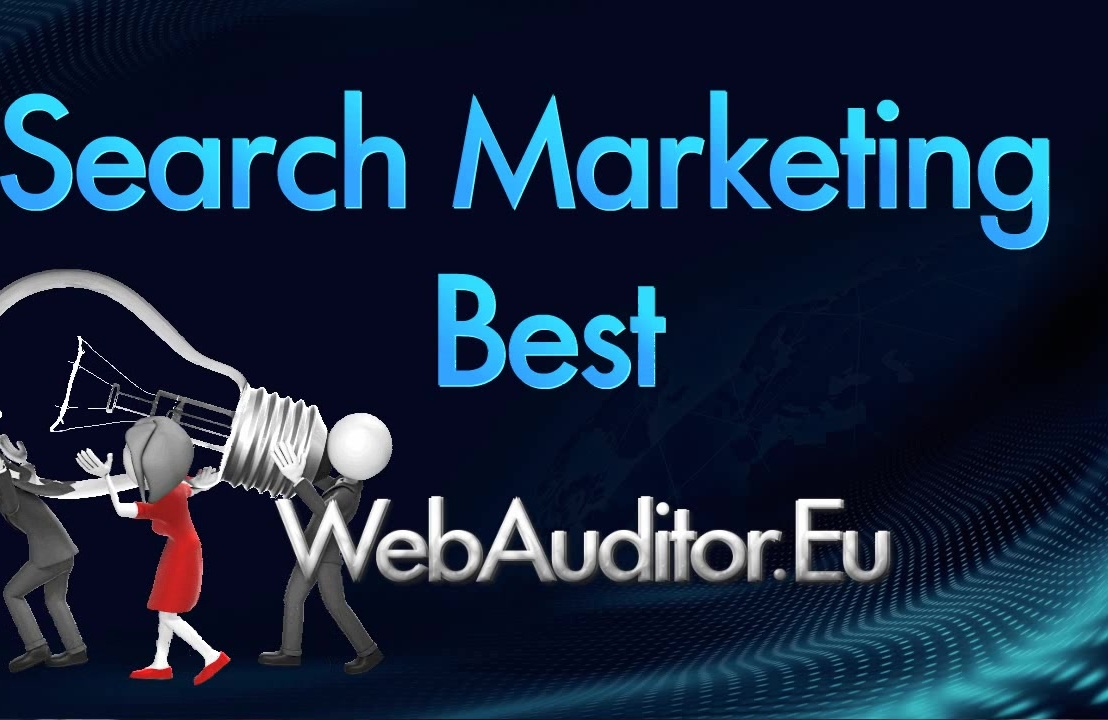 Search Marketing Europe ECommerce Online Branding #WebAuditor.Eu Top Search Marketing Web Shop B…