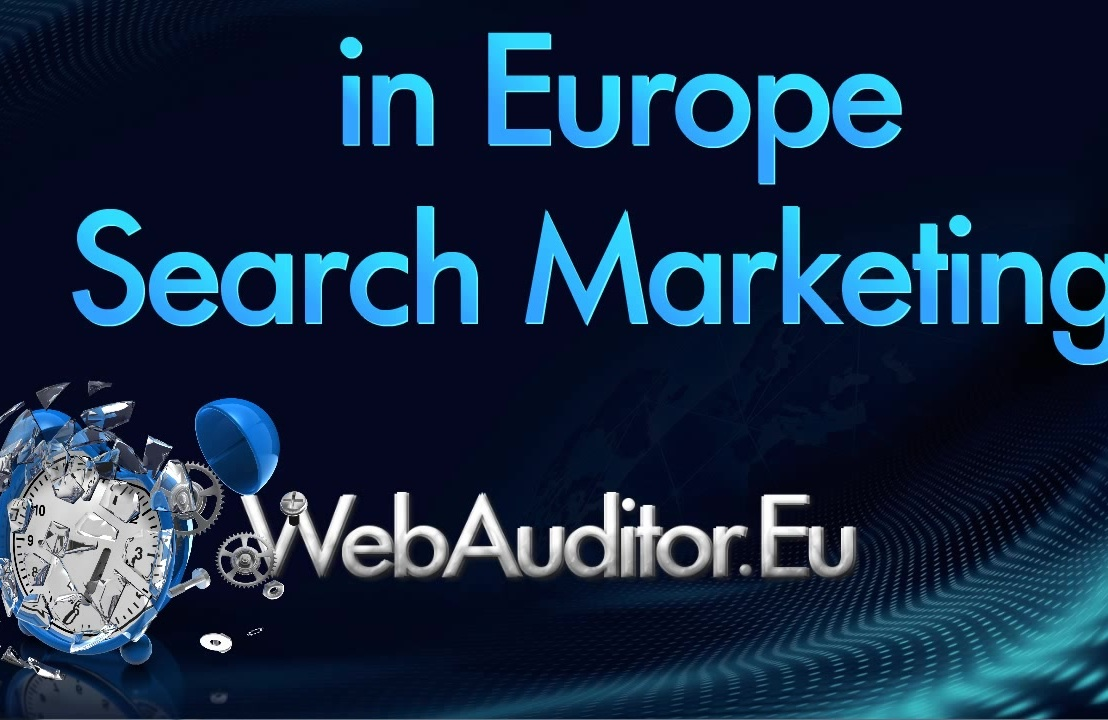bitly.com/2tjnlTw Search Marketing in Europe #שיווקבאינטרנטסבירות #WebAuditor.Eu #MarketingWebOpulent #TopBestsBranding #EuropeSearchMarketing Efficient Promotion