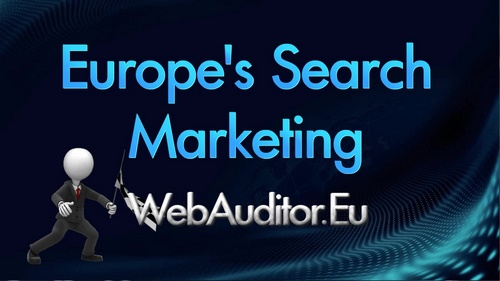 Best European Search Marketing bitly.com/34J9LJ0 #WebAuditor.eu Best Online Marketing Expert InterNet Advertising for Onl…